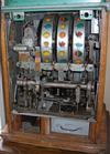mechanical slot machines, california antique slots,