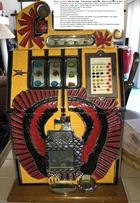 Counterfeit slot machines, Mills War Eagle