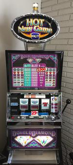 IGT, Double Diamond, slot machine, slots, games, california legal slot machines